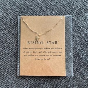 Good message necklace